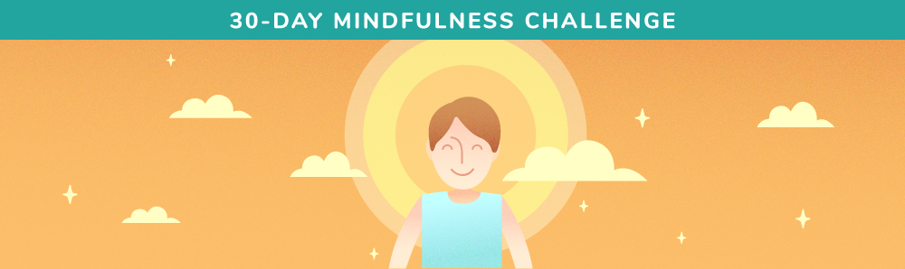 30 Days of Mindfulness Challenge