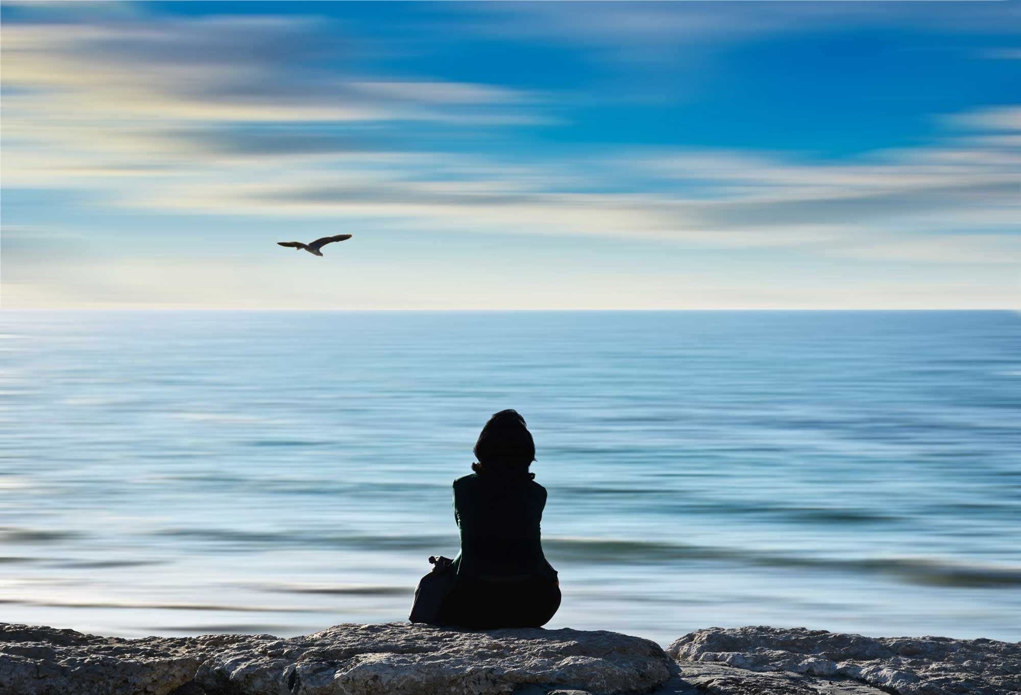 Tune into Nature's Power and Wisdom with this Relaxing Ocean Meditation