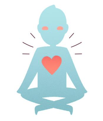 yoga builds self love