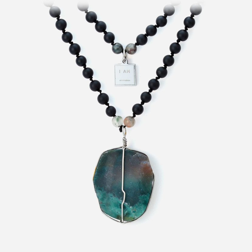 The Brave Mala Necklace