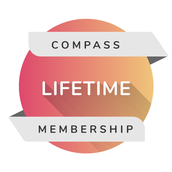 Lifetime Membership Badge