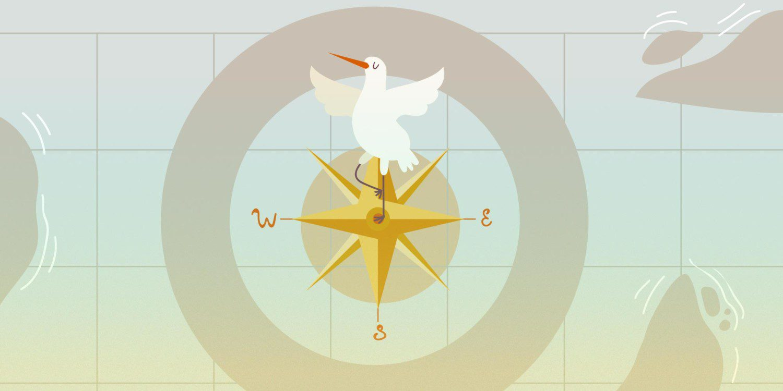 I am centered