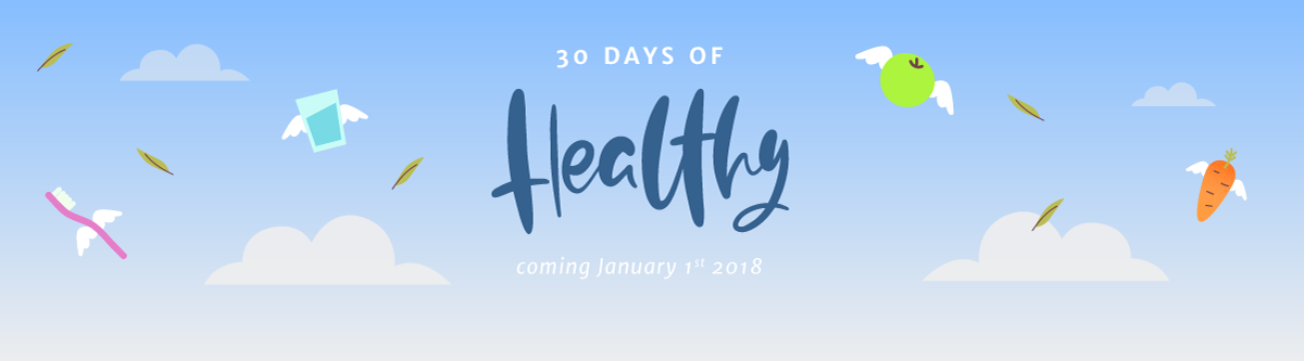 30 Days of Healthy