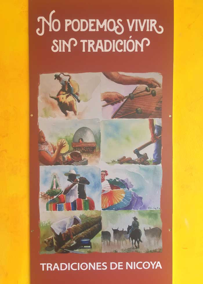 Traditions of Nicoya