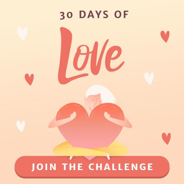 30 Days of Love