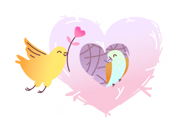 Love Momentum Nest