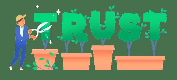 7 Tactics to Rebuild Trust TRUST
