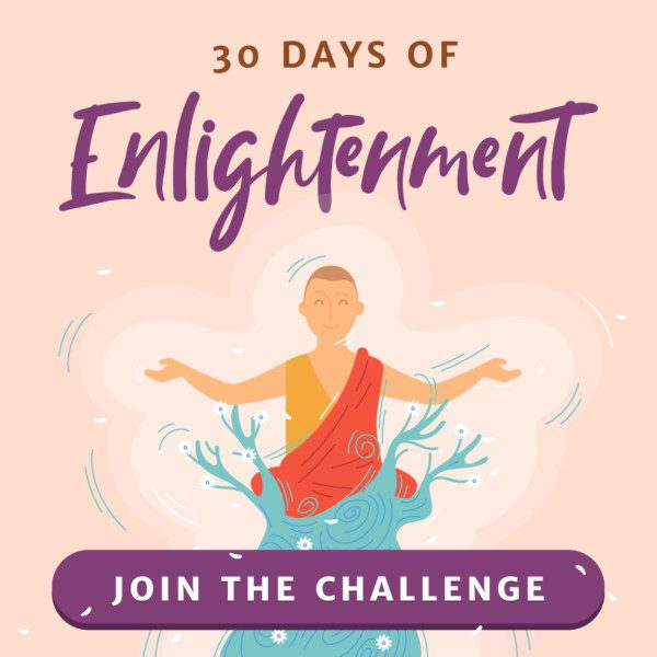 Join 30 Days of Enlightenment