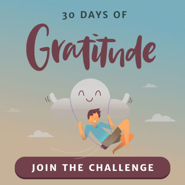 Join 30 Days of Gratitude!