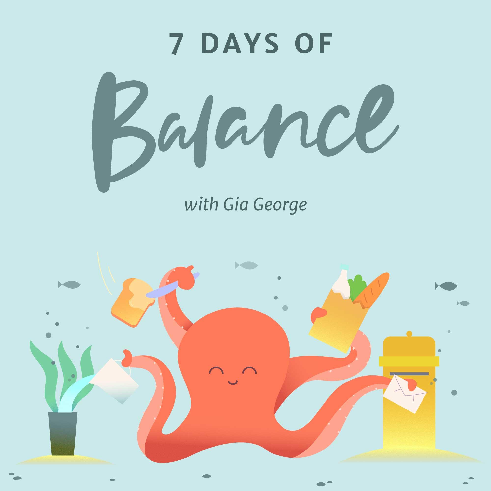 7 Days of Balance