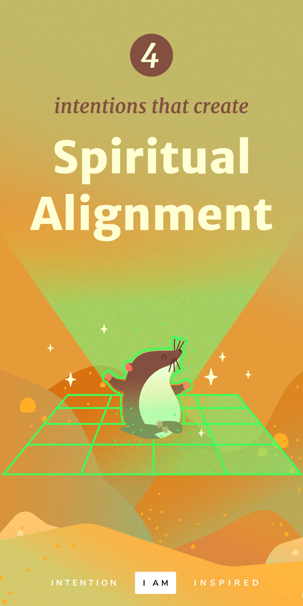 intentions that create spiritual alignment