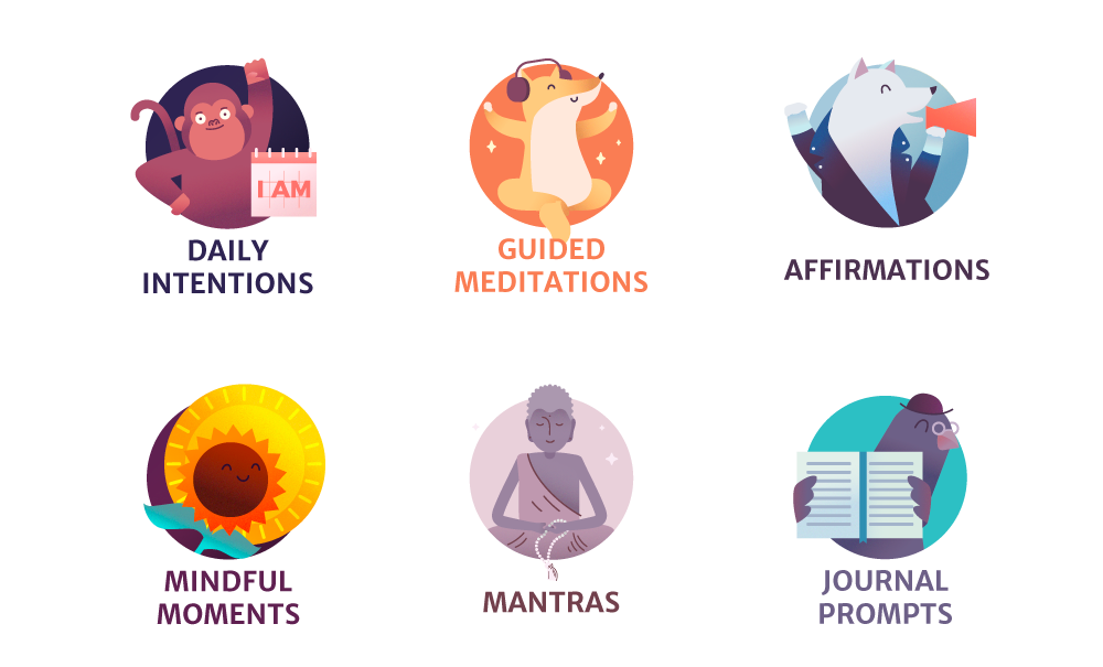 30 Days of Mindfulness Daily Inspirations