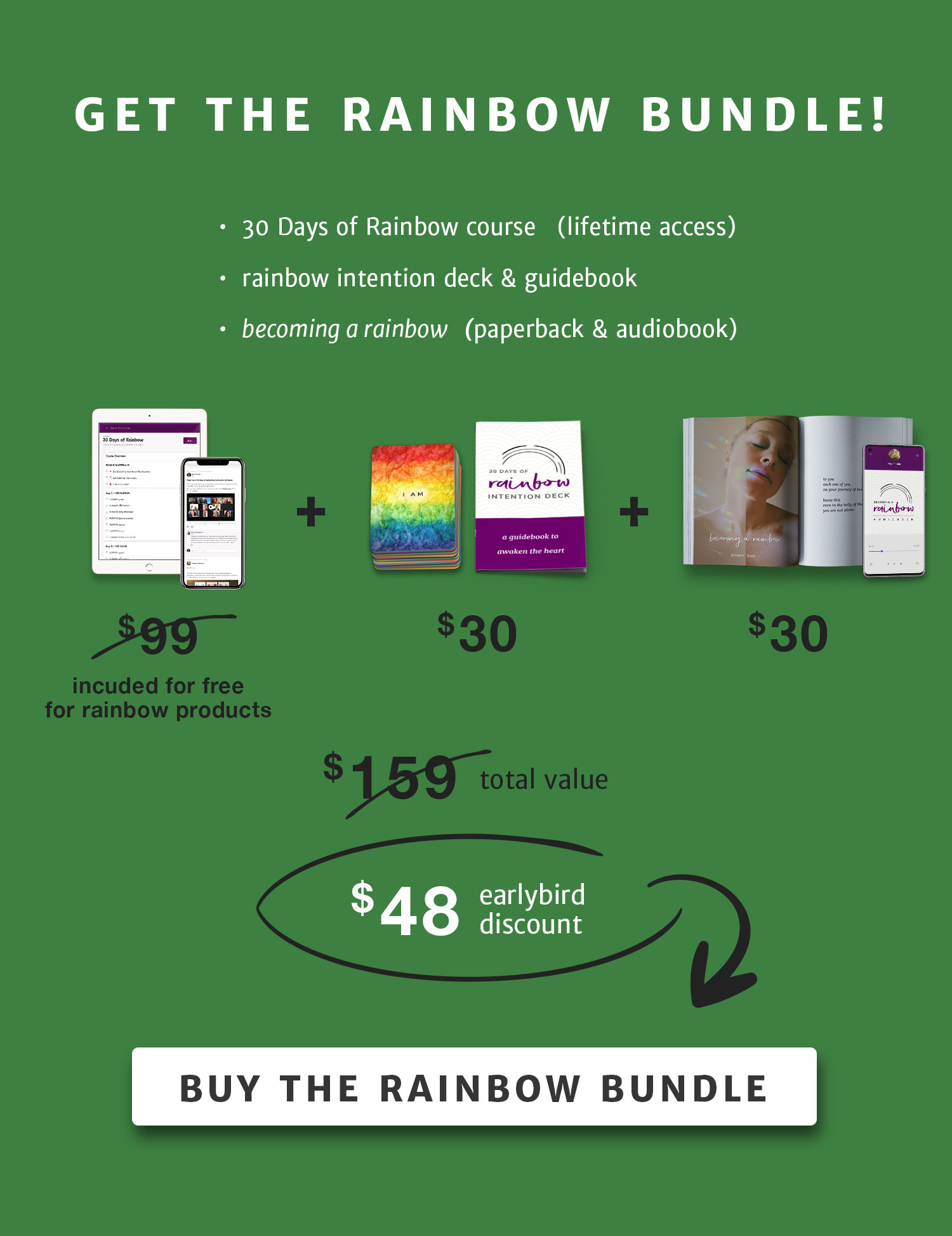 Get the rainbow bundle!