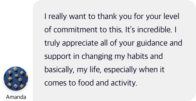 intuitive eating testimonial