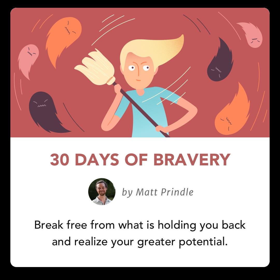 30 Days of Bravery
