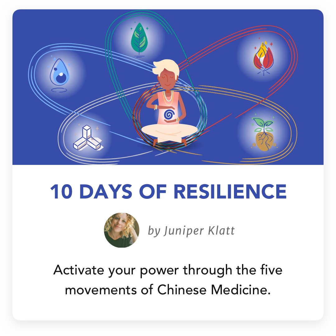 10 Days of Resilience