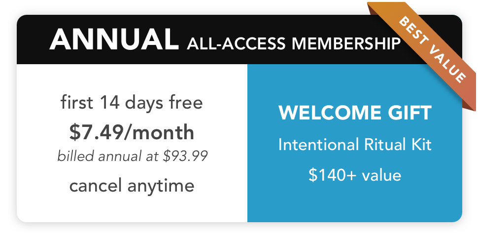 Annual All-Access Membership