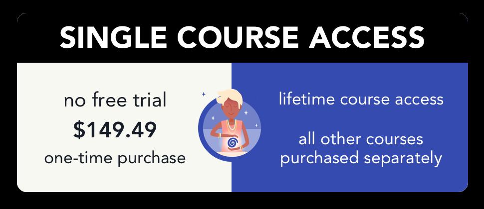 Single course access