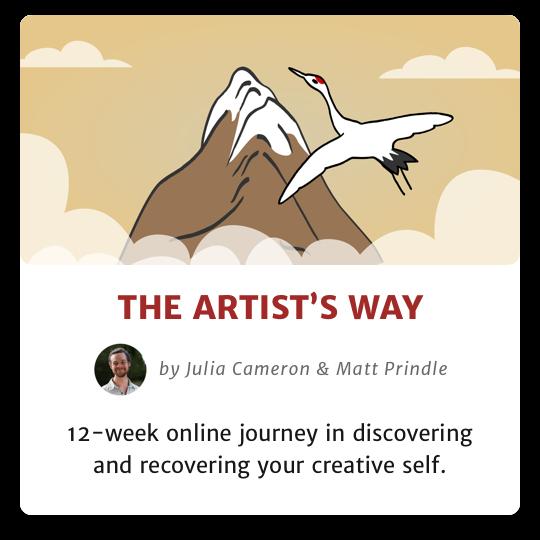 The Artist's Way Journey
