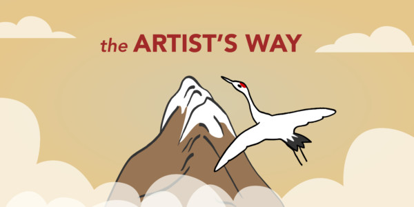 Introducing, The Artist's Way Online Community Course