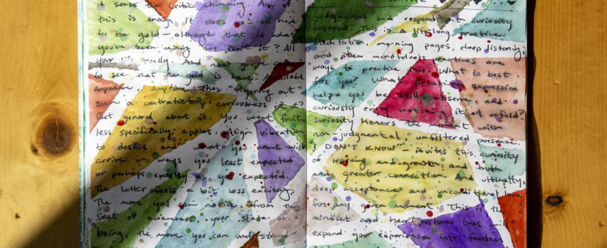 The Life-Changing Magic of Creative Journaling